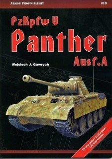 Armour Photo Gallery 19 - Panther Ausf.A