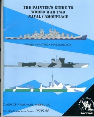 COAG - Painter's Guide To WW2 Naval Camouflage