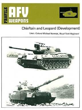 Profile - AFV-Weapons Profiles. № 18. Chieftain and Leopard