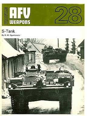 Profile - AFV-Weapons Profiles. № 28. S-Tank