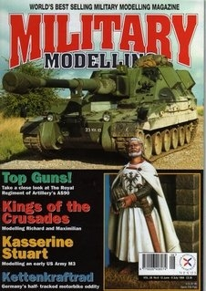 Military Modelling Magazine Vol 28 08 1998