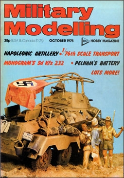 Military Modelling Vol.5 No.10 (1975-10)