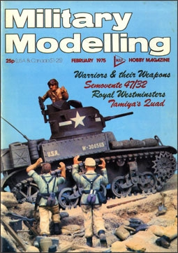 Military Modelling Vol.5 No.2 (1975-02)