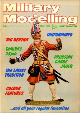 Military Modelling Vol.5 No.5 (1975-05)