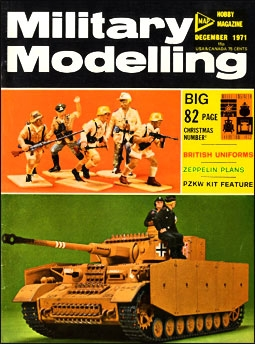 Military Modelling Vol.1 No.12 (1971-12)
