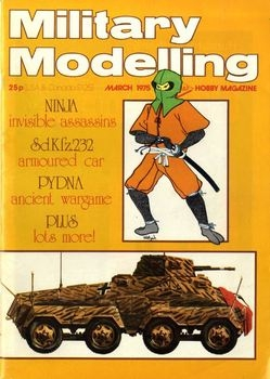 Military Modelling Vol.05 No.03 (1975)