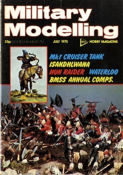 Military Modelling Vol.05 No.07 (1975)