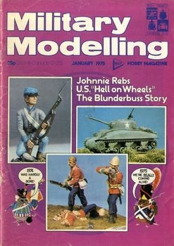 Military Modelling Vol.05 No.01 (1975)
