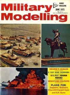 Military Modelling 1971-06 (Vol.01 No.06)