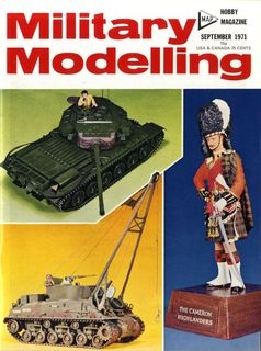 Military Modelling 1971-09 (Vol.01 No.09)
