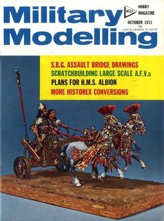 Military Modelling 1971-10 (Vol.01 No.10)
