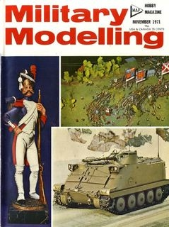 Military Modelling 1971-11 (Vol.01 No.11)