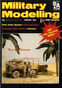 Military Modelling Vol.06 No.01 (1976)