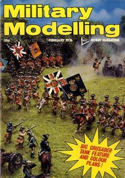 Military Modelling Vol.06 No.02 (1976)