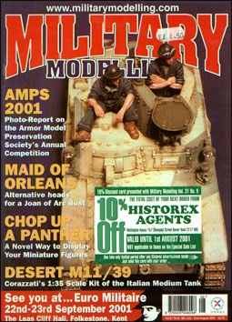 Military Modelling Vol.31 No.8 2001