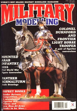 Military Modelling Vol 25 No 4 1995