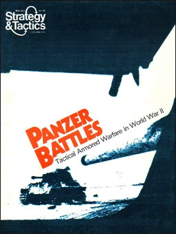 Strategy And Tactics No 73 - Panzer Battles