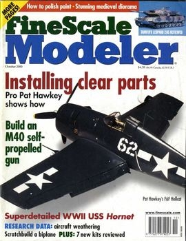 FineScale Modeler 2000-10 (Vol. 18 No.08)