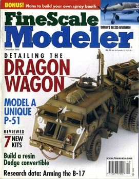 FineScale Modeler 2000-12 (Vol.18 No.10)