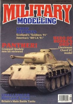 Military Modelling Vol.21 No.09 (1991)