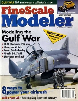 FineScale Modeler 2001-01 (Vol.19 No.01)