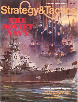 Strategy And Tactics Special Edition Nr.2. The Soviet Navy