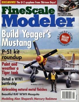 FineScale Modeler 2001-05 (Vol.19 No.05)