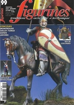 Figurines 99 (Aout-Septembre 2012)