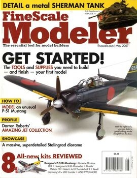 FineScale Modeler 2007-05 (Vol.25 No.05)