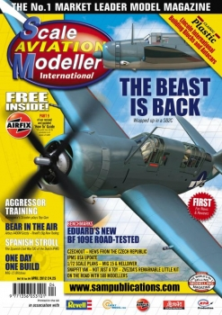 Scale Aviation Modeller International Vol.18 Iss.2 (2012-04)