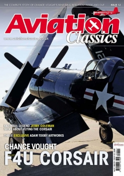 Aviation Classics 12: Chance Vought F4U Corsair