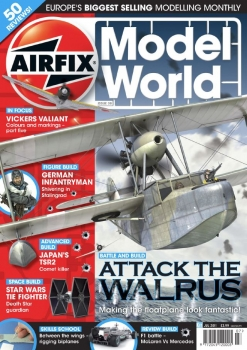 Airfix Model World - Issue 8 (2011-07)