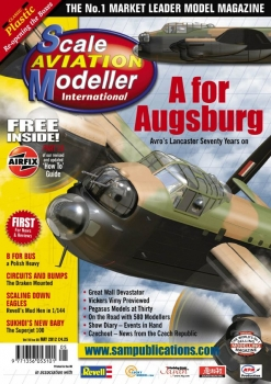 Scale Aviation Modeller International Vol.18 Iss.5 (2012-05)