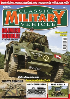 Classic Military Vehicle - Issue 135 (2012-08)