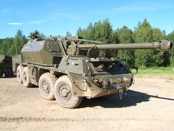 "Czech Self-propelled Howitzer 152mm ShKH vz.77 ""DANA"""