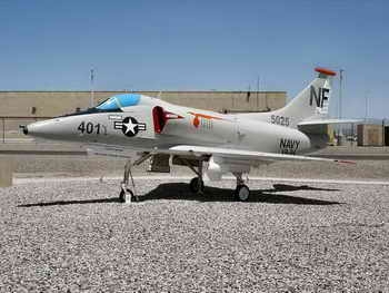 Фотообзор A-4F Skyhawk Walk Around