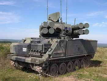 Фотообзор ADATS Air Defense Anti-tank System Walk Around