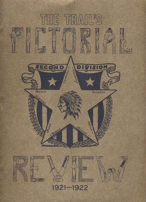 The Trail's Pictorial Review 1921-1922 - Second Division