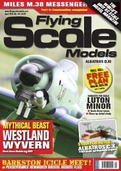 Flying Scale Models 2013-04 (No.161)