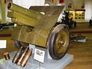 152mm Howitzer Mod.1909-30 [Walk Around]