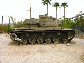 M47 Patton [Walk Around]