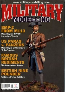 Military Modelling Vol.33 No.08 (2003)