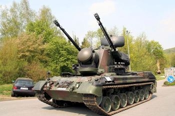 Gepard 1A2 Walk Around