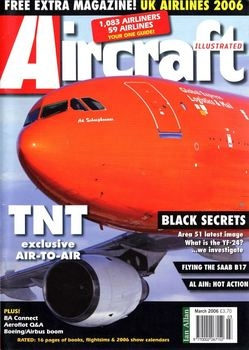 Aircraft Illustrated 2006-03 (Vol.39 No.03)