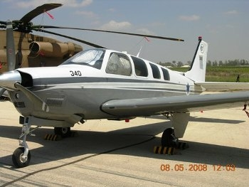 Raytheon A-36 Bonanza (Hofit-Dunlin) Walk Around