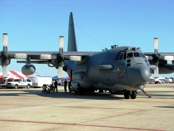 AC-130H Spectre Walk Around
