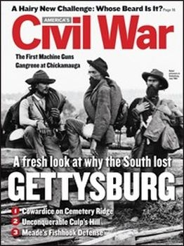 America's Civil War 2007-07 (Vol.20 No.03)