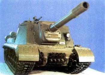 ISU-152M (USSR) Walk Around