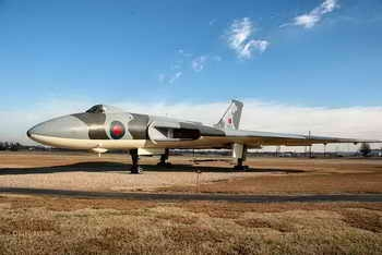 Фотообзор Avro Vulcan B2 (XM606) Walk Around