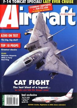 Aircraft Illustrated 2006-04 (Vol.39 No.04)
